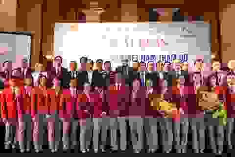 Thể thao Việt Nam lên đường chinh phục Olympic Rio 2016