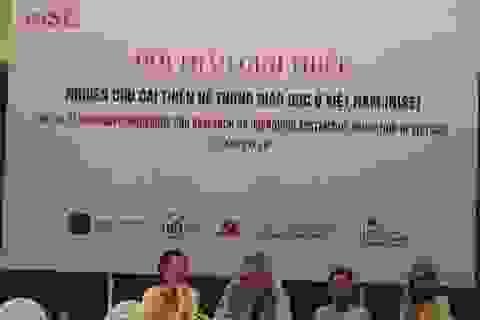 Đầu tư 4,2 triệu bảng Anh nghiên cứu cải thiện hệ thống giáo dục Việt Nam