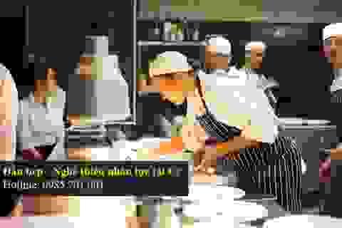 Du học nghề Úc ngành đầu bếp – nghề HOT ưu tiên định cư