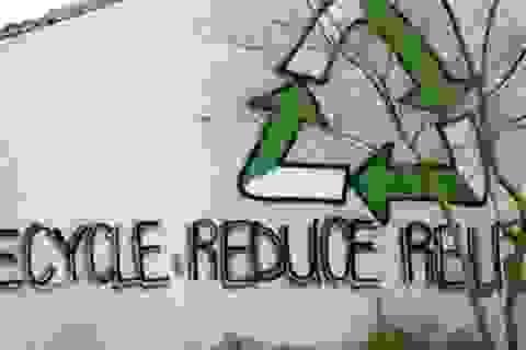 Anh: Phần lớn các chất thải bị từ chối tái chế