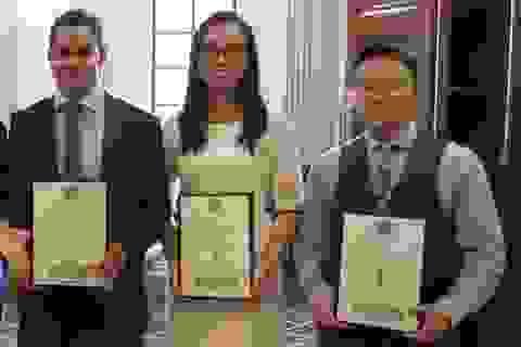 Nữ sinh Việt trở thành Đại sứ sinh viên quốc tế Brisbane Úc