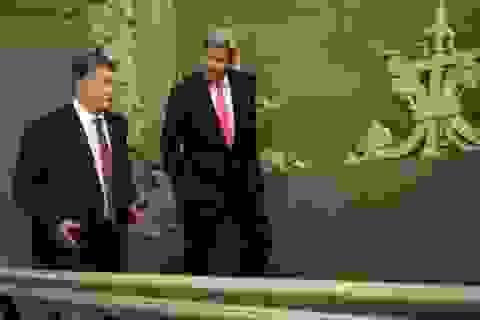 Mỹ ngầm nói Ukraine liệu đường lo thân?