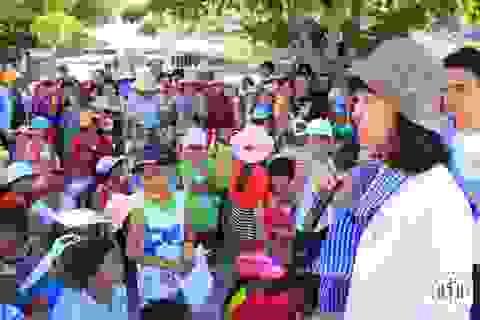 Góp phần nâng cao kiến thức y học cộng đồng và chung tay hỗ trợ các gia đình khó khăn tại Nha Trang