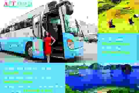 Du lịch Sapa, Cát Bà dễ dàng với xe bus APT Travel chạy hàng ngày