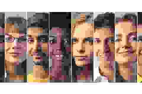 Huấn luyện não có thể làm thay đổi ý kiến về các khuôn mặt