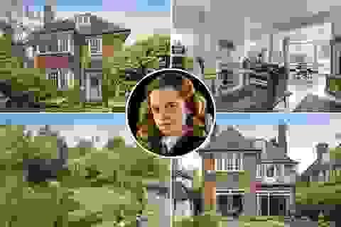"""""""Tổ ấm"""" của cô phù thuỷ nhỏ Hermione được rao bán với giá 69 tỉ đồng"""