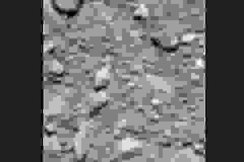 Tàu vũ trụ Rosetta hạ cánh trên sao Chổi