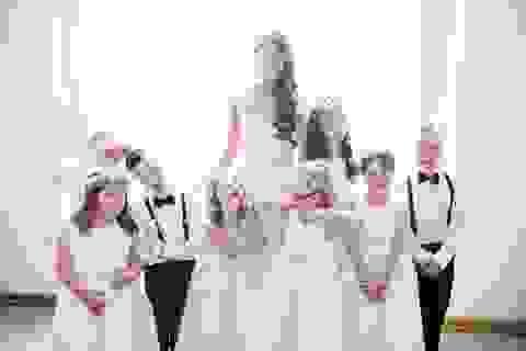 Cô giáo trẻ mời toàn bộ học sinh làm phù dâu vào ngày cưới của mình