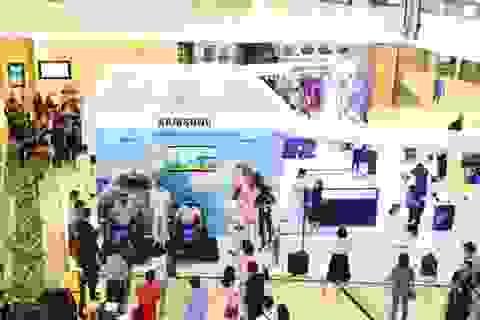 """Samsung Gear 360 """"xông đất"""" khu trải nghiệm công nghệ cao Galaxy Studio"""