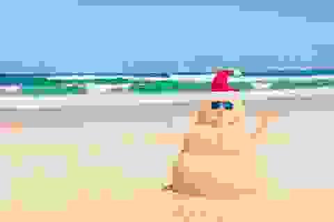 Giáng sinh tràn ngập nắng ở Nam bán cầu