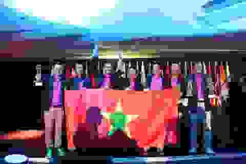 Đội TPBank WAGC thắng lớn tại VCK thế giới 2016 tại Nam Phi