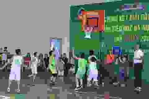 Bế mạc giải bóng rổ học sinh toàn quốc năm 2016