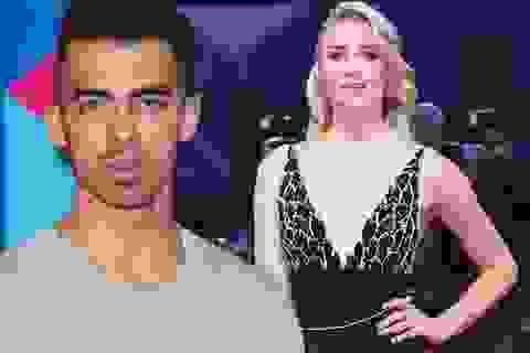 """Lãng tử Joe Jonas hẹn hò người đẹp phim """"Dị nhân"""""""