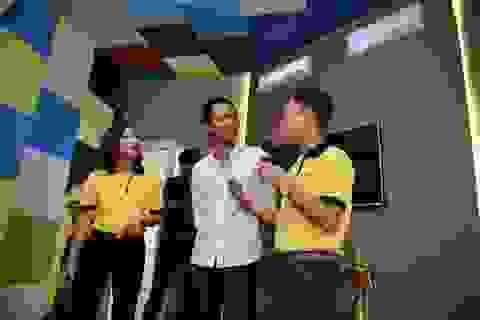 """MC Phan Anh - """"người xây nhà khó tính"""""""