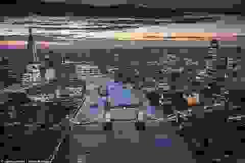 Những bức ảnh tuyệt đẹp chụp London từ trên cao