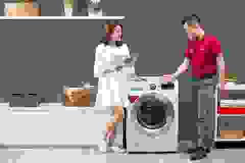 Bí quyết chọn máy giặt phù hợp cho gia đình hiện đại