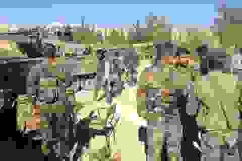 Thổ xây căn cứ Syria, các ông lớn giáp mặt ở Aleppo