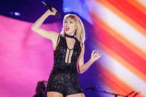 "Taylor Swift cho cả Adele lẫn One Direction ""hít khói"" về khoản kiếm tiền"