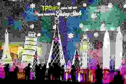Sài Gòn rộn ràng chào đón Giáng sinh ấm