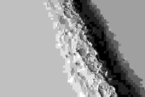 Vết nứt dài 112km ở Nam Cực