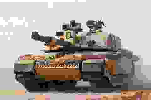 BAE Systems và Rheinmetall hợp tác nâng cấp xe tăng Challenger-2
