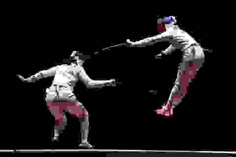 Những hình ảnh ấn tượng nhất của Olympic Rio 2016