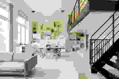 Chiêm ngưỡng căn hộ tuyệt đẹp được xây dựng từ một… ngôi trường