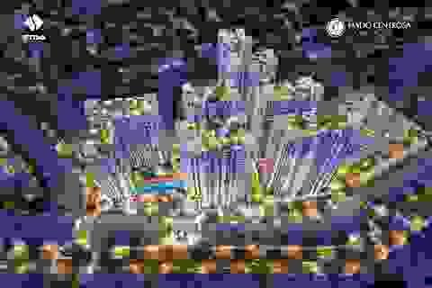 STDA Miền Nam phân phối chính thức khu căn hộ HADO Centrosa Garden
