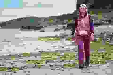 Đi bộ hơn 3000 dặm để tưởng nhớ con gái đã mất
