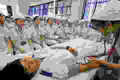 Tuyển sinh và đào tạo liên thông Đại học Điều dưỡng