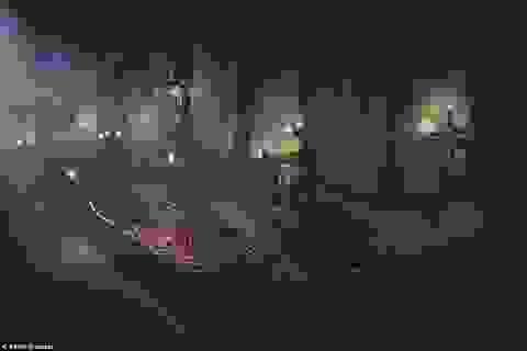 Bạn có dám ngủ đêm trong quan tài tại lâu đài ma cà rồng?