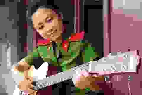 Nữ sinh viên Cảnh sát học giỏi, nhiệt huyết với công tác Đoàn