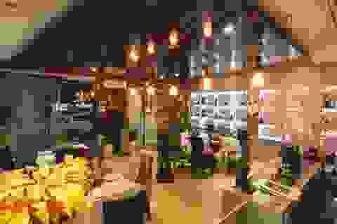 Không gian ẩm thực đậm chất Tây ở Vũng Tàu