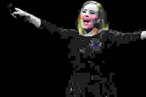Trên đỉnh cao nghệ thuật, Adele vẫn khao khát được cắp sách tới trường