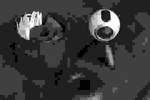 Hình ảnh đập hộp và trên tay Gear 360 chính hãng