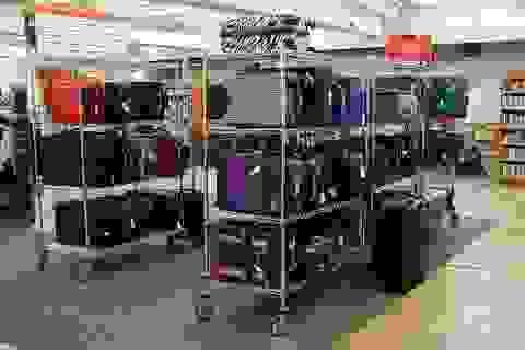 Ghé thăm cửa hàng bán hành lý bị thất lạc ở Alabama