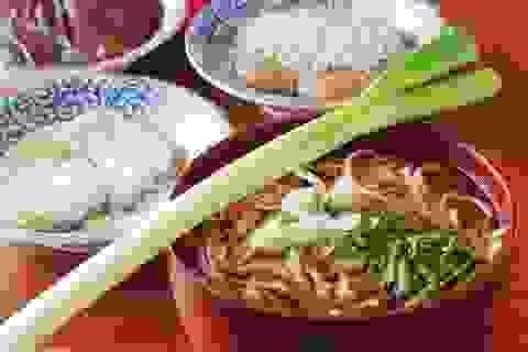 Dùng... tỏi tây làm đũa: Trải nghiệm ẩmthực thú vị tạiOuchi-juku
