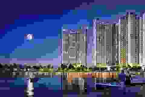 Vingroup ra mắt siêu phẩm bất động sản ven hồ hàng đầu Thủ đô