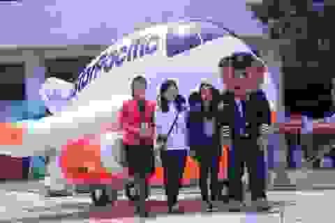 """Vé máy bay """"hút khách"""" dịp Hội chợ du lịch quốc tế Đà Nẵng 2016"""