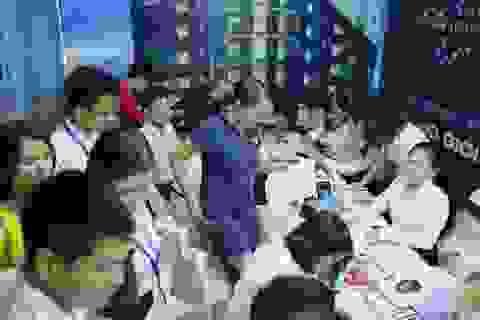 Ngày đầu khai trương FLC Star Tower, 110 căn hộ đã có chủ