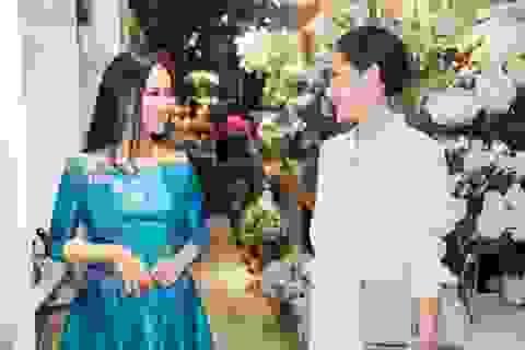 Trâm Nguyễn xinh đẹp bên Hà Phương và Thanh Duy