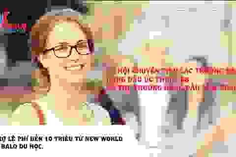 Chất lượng giáo dục Australia được đánh giá cao trên các bảng xếp hạng học thuật toàn cầu