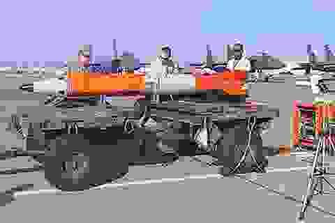 """Bom B61-12 - """"con át chủ bài"""" trong kho vũ khí hạt nhân của Mỹ"""