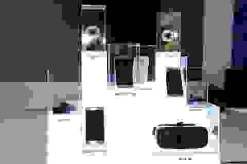 """Hệ sinh thái của Galaxy S7/S7 edge hoàn thiện với loạt đồ chơi """"khủng"""""""