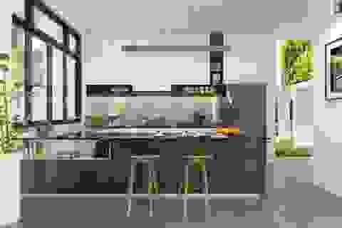 Những chuẩn mực mới cho căn bếp hiện đại