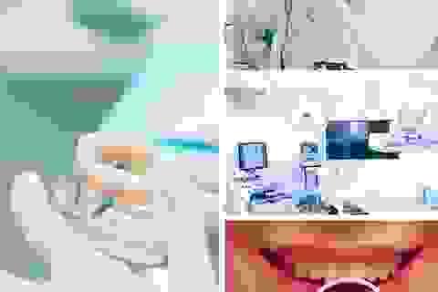 Miễn phí 100% niềng răng, bọc răng, trồng răng