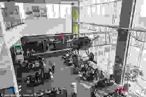 5 sân bay khiến khách không thể chợp mắt