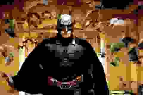 """Người dơi, siêu anh hùng """"nhẵn mặt"""" với điện ảnh"""