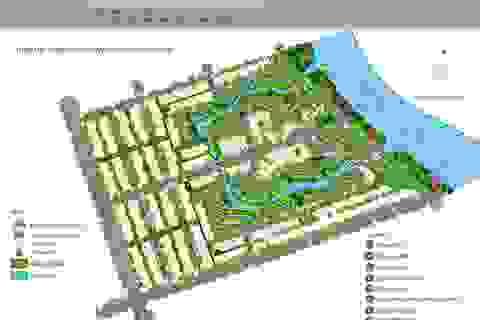 Công bố quy hoạch dự án resort bên sông - Sentosa Riverside