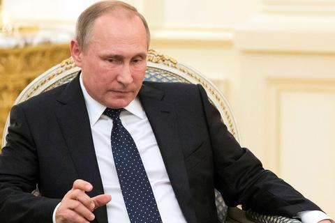 """Tổng thống Nga Putin kể chuyện """"mối tình đầu"""""""